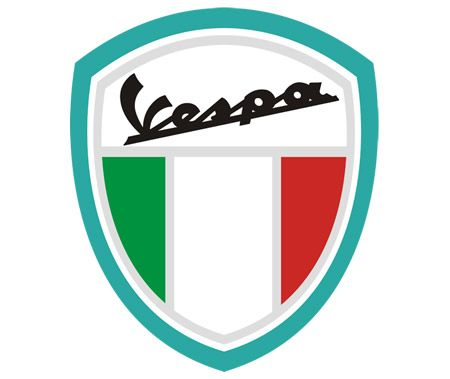 450x379 Pin By Cem Begenmez On Vespa Vespa Logo