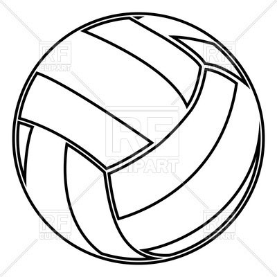 400x400 Volleyball Vector Better 18 Best Volleyball Images