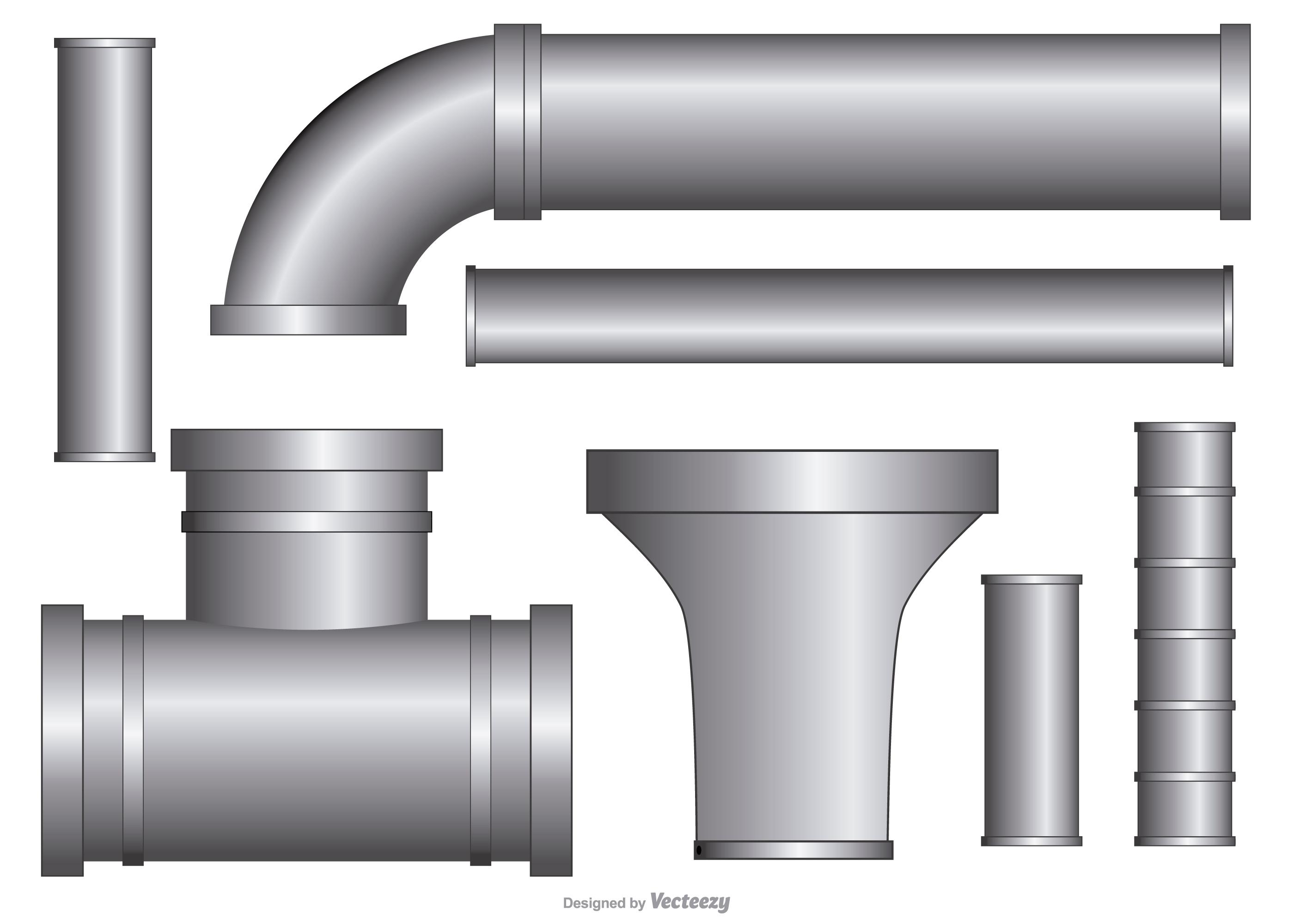 2800x2000 Pipeline Free Vector Art