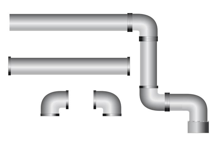 700x490 Pipe Vector Pack