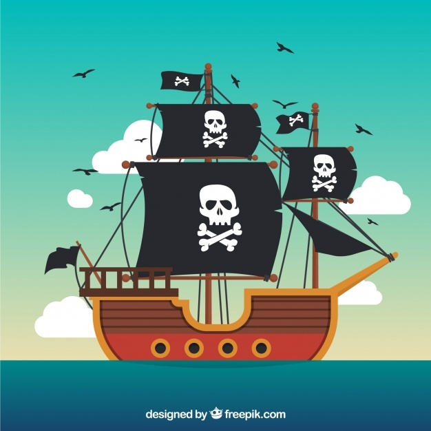 626x626 Pirate Ship Vectors, Photos And Psd Files Free Download