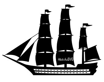 340x270 Pirate Ship Vector Etsy