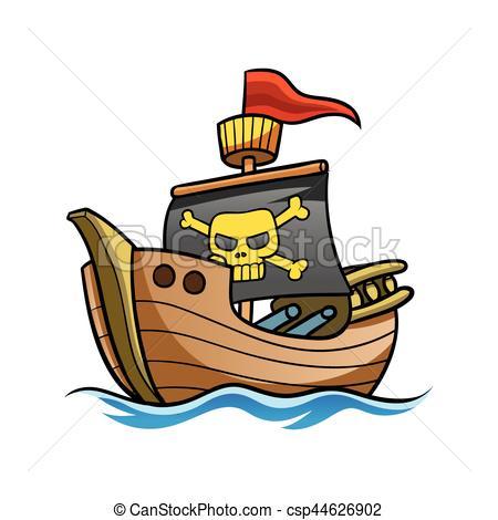 450x470 Pirate Ship.