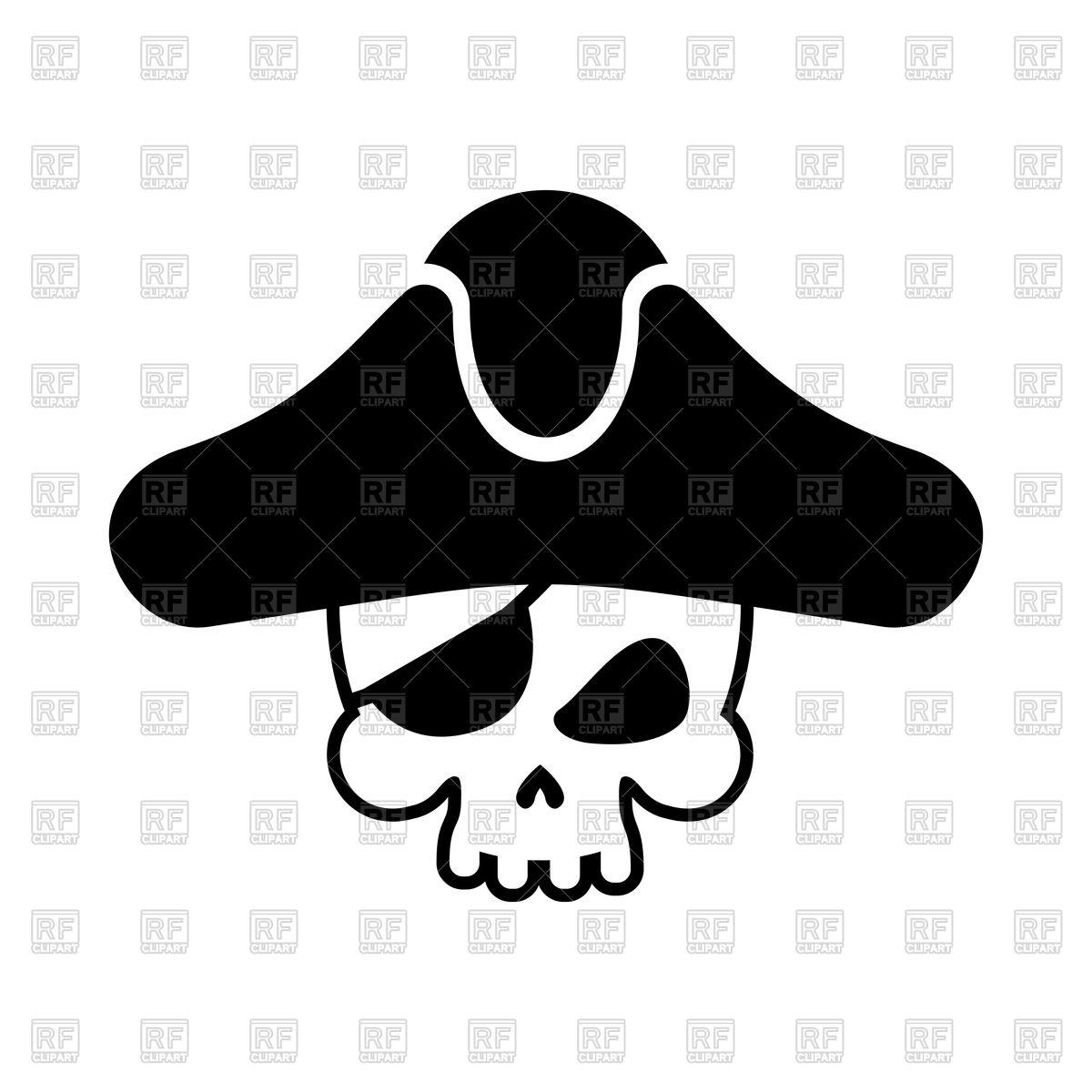 1200x1200 Pirate Skull