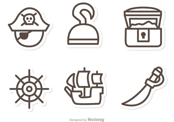 700x490 Pirate Free Vector Art