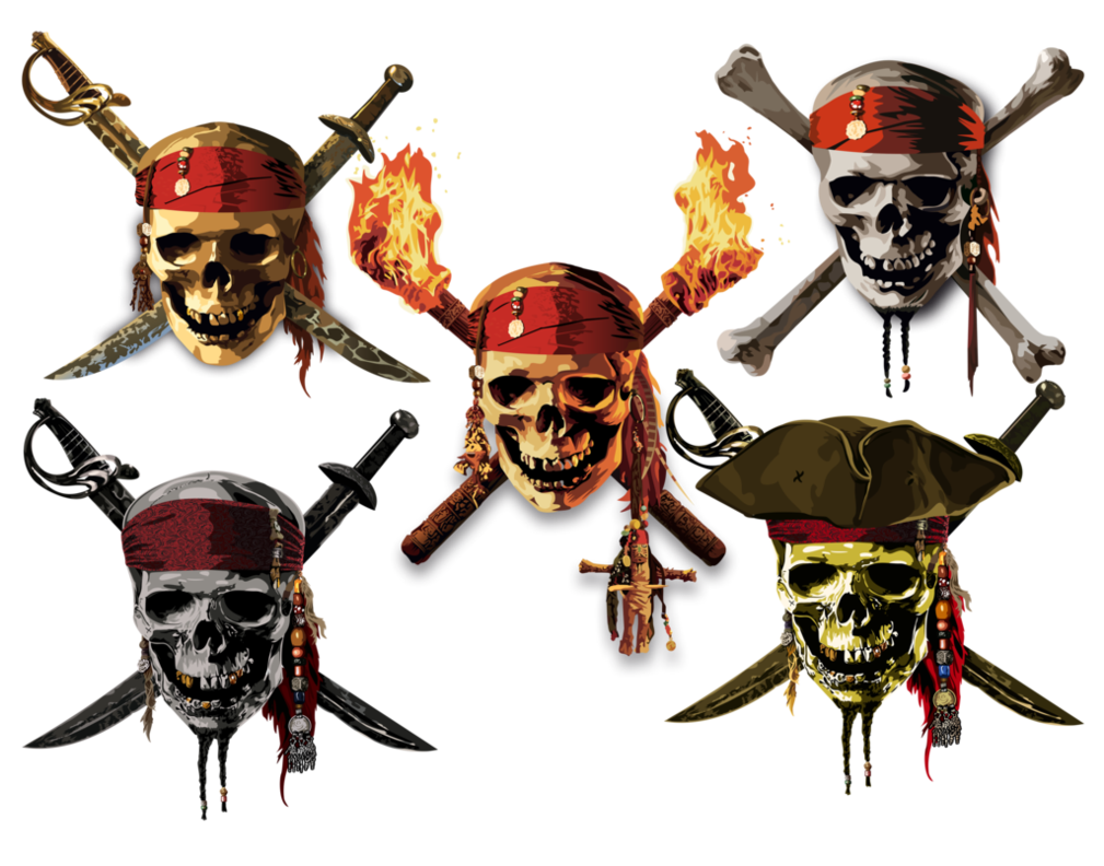 Pirates Of The Caribbean Vector