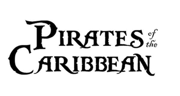 600x319 Similiar Pirates Of The Caribbean Logo Vector Keywords