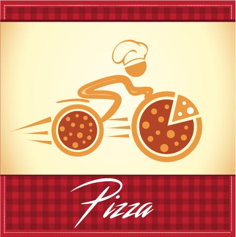 479x481 Pizza Delivery Logo Vector Free Download