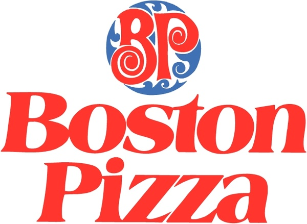 600x439 Boston Pizzas Free Vector In Encapsulated Postscript Eps ( .eps