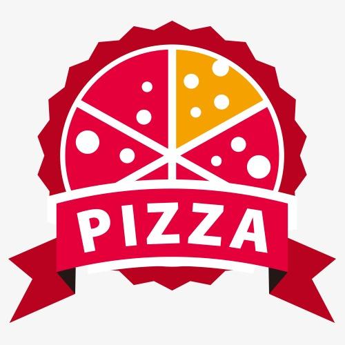 500x500 Fashion Pizza Logo Logo Vector, Fashion Vector, Pizza Vector, Logo