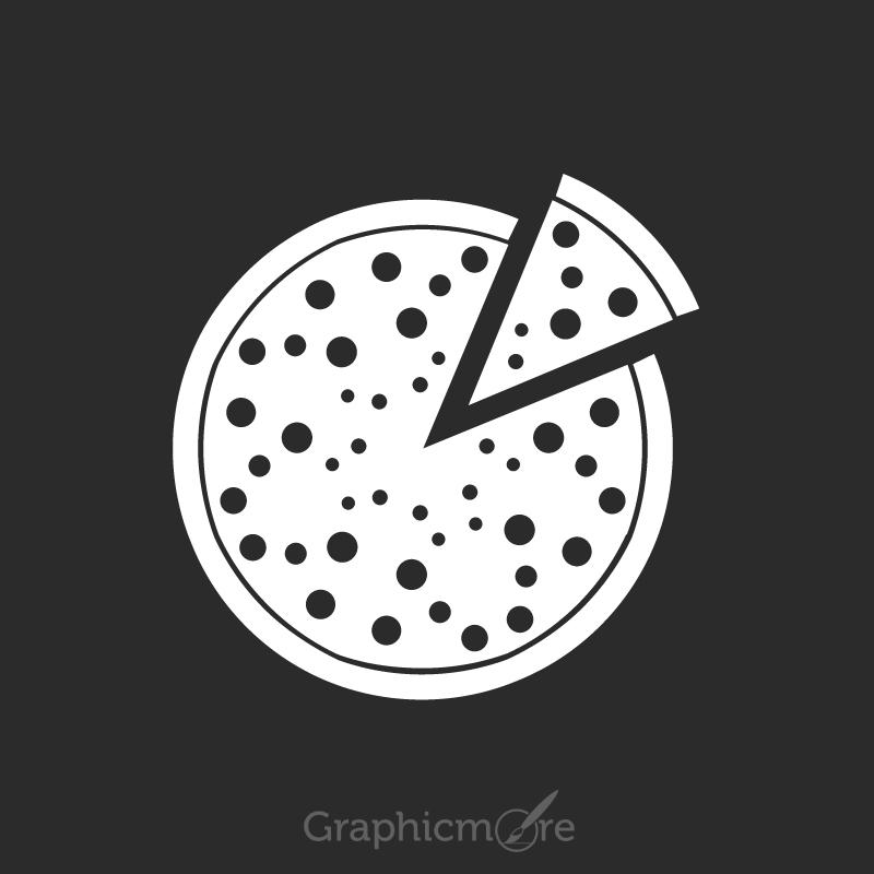 800x800 Pizza Icon Design Free Vector File Download By Graphicmore