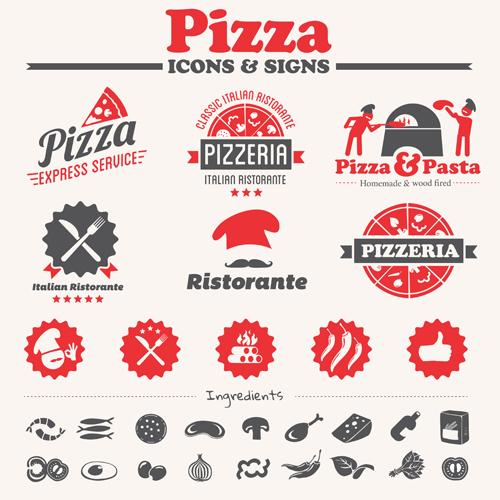 500x500 Free Pizza Vector Icon 24766 Download Pizza Vector Icon
