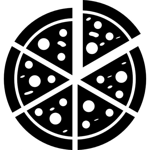 626x626 Free Pizza Vector Icon 24779 Download Pizza Vector Icon