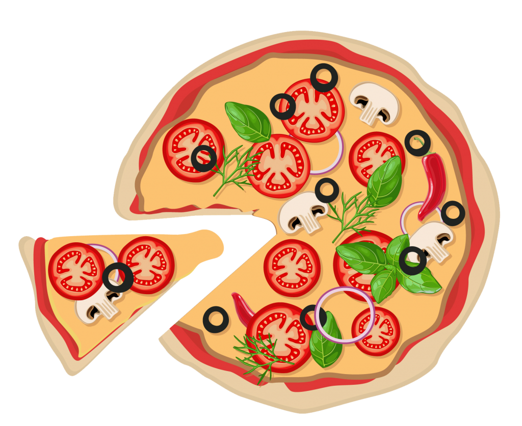 1024x837 Pizza Png Image Free Vector