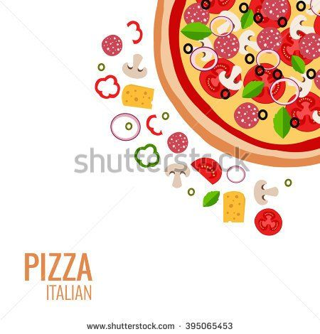 450x470 Pizza Vector Free Pizza Icon Background Pizza Icon Flat Design