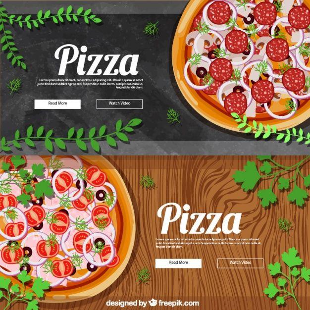 626x626 9 Pizza Vector Free