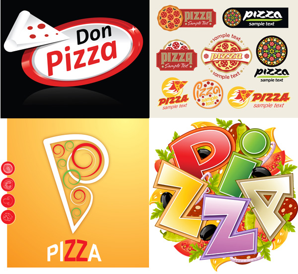 600x551 Cartoon Pizza Vector Graphics Download Free Download