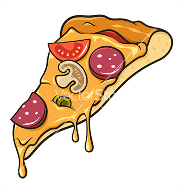 Pizza Vector Png