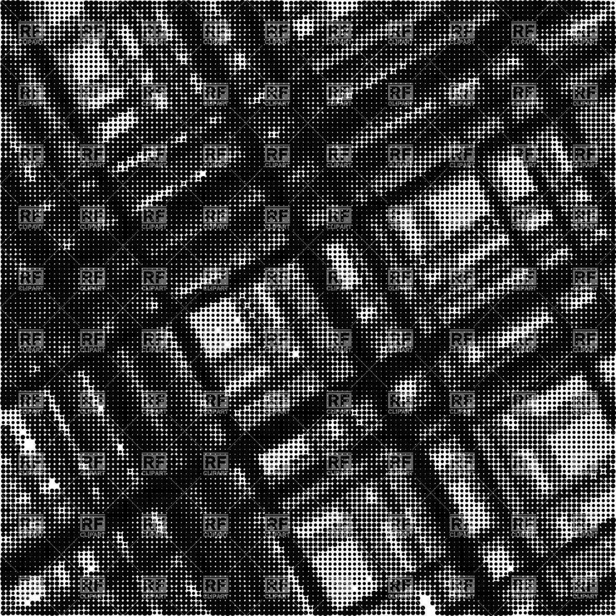 1200x1200 Abstract Squared Black And White Background