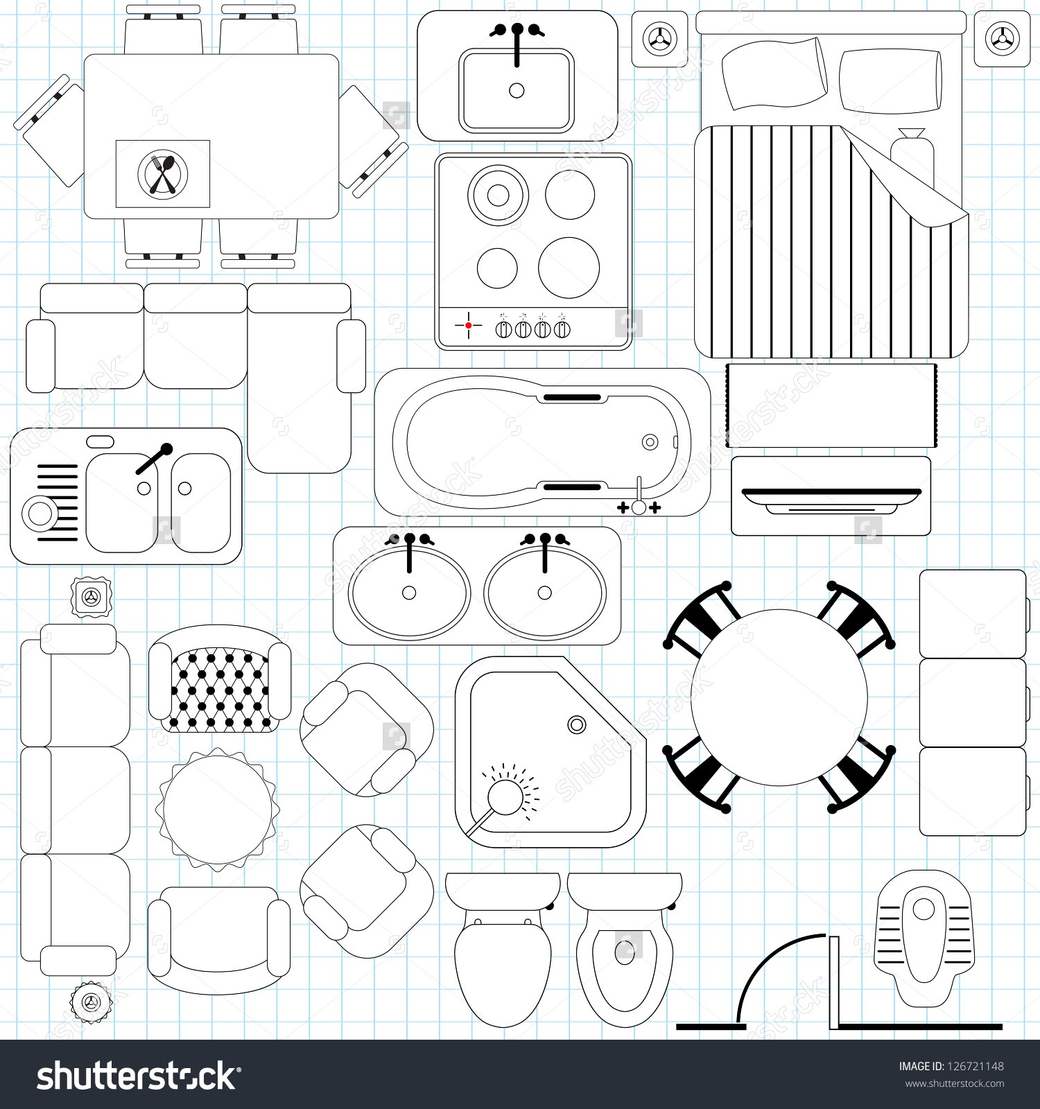 1500x1600 Floor Plan Symbols Beautiful Icon Condo Floor Plan Free Floor Plan