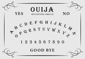 picture regarding Ouija Board Printable titled Planchette Vector at  Absolutely free for person employ