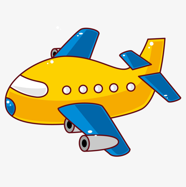 650x651 Fat Yellow Plane, Vector, Aircraft, Industry Png And Vector For