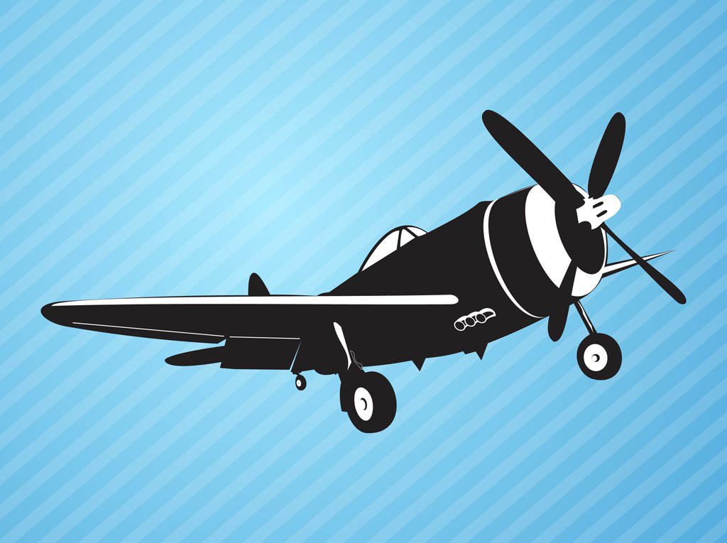 1024x765 Plane Vector Vector Art Amp Graphics