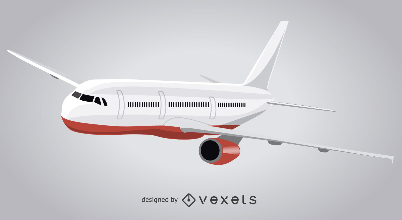 1600x875 Plane Vector Amp Graphics To Download