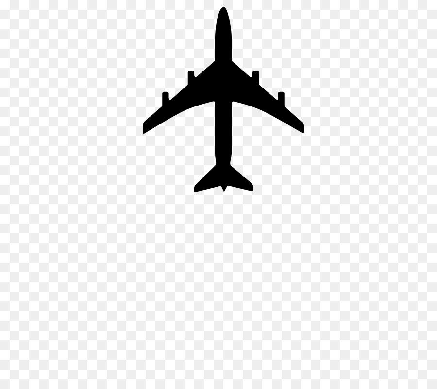 900x800 Airplane Black And White Clip Art
