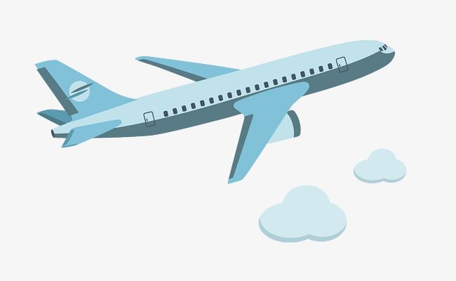 650x400 Vector Cartoon Flying In The Plane Png, Vector Aircraft, Cartoon
