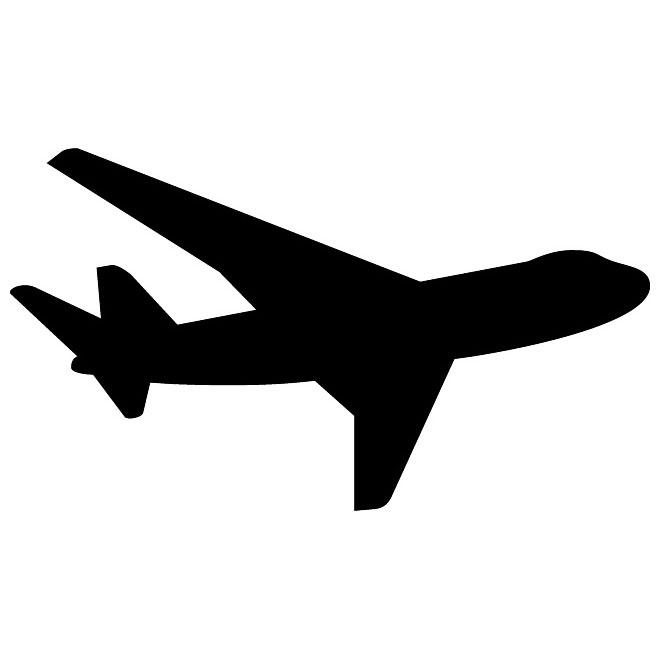 660x660 Plane Vector 2 An Images Hub