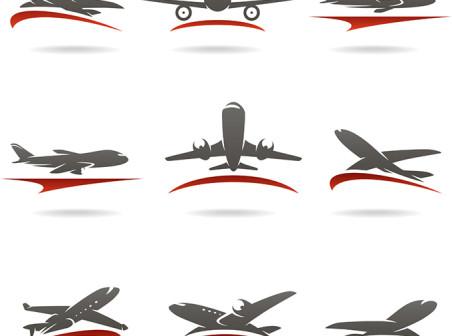 452x336 Plane Vector Icons Free Plane Vector Icons