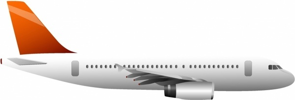 600x204 Airplane Free Vector Download (373 Free Vector) For Commercial Use
