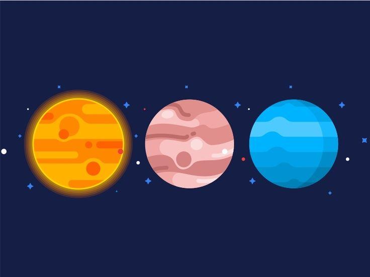 Planet Vector