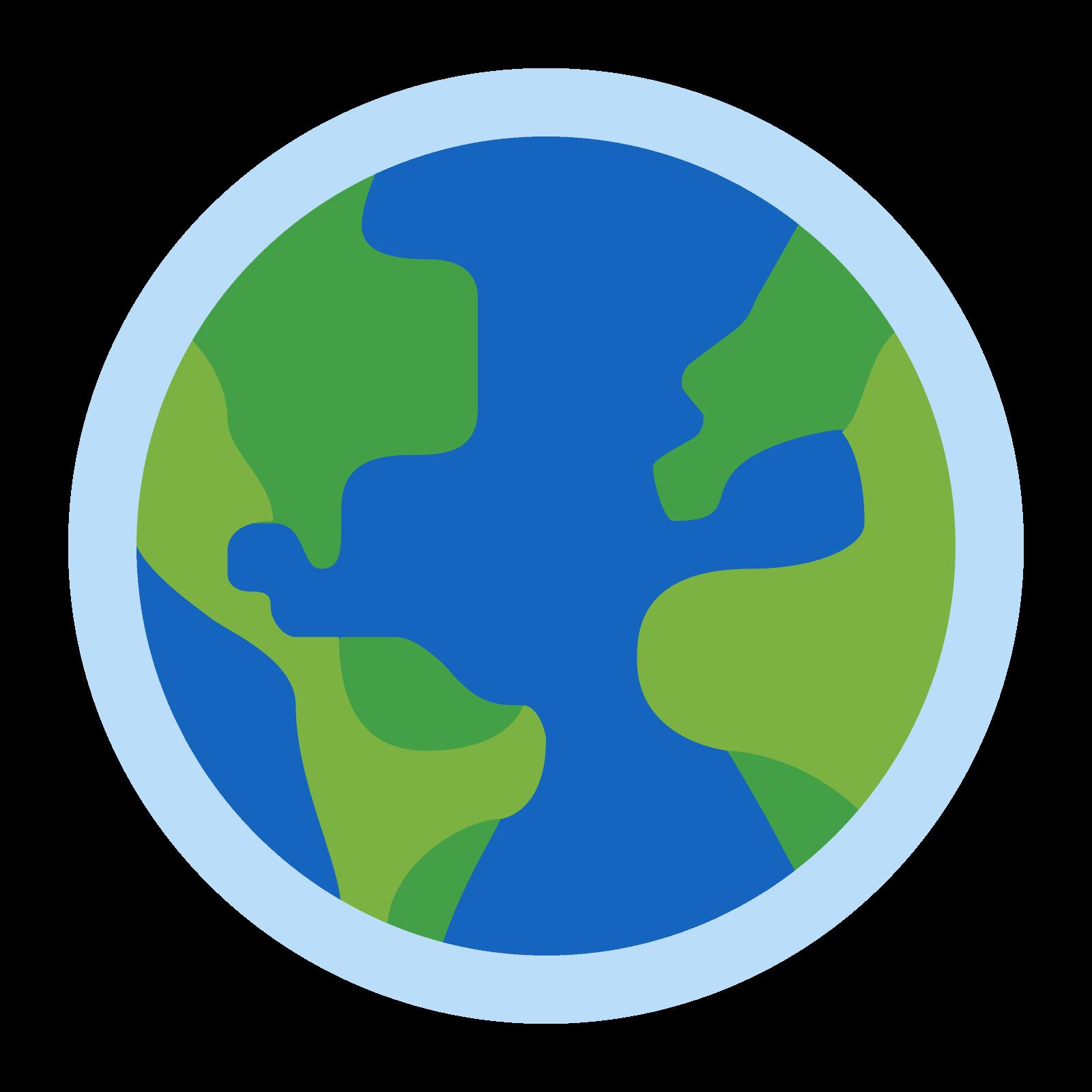 1600x1600 Planeta Tierra Icon