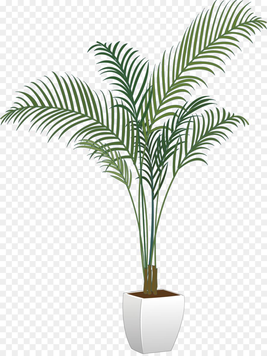 Plant Pot Vector
