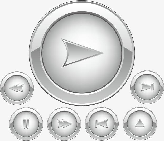 622x536 Vector Play Button, Play Vector, Button Vector, The Play Button