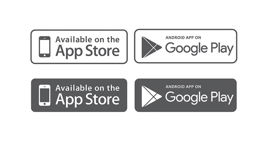 900x496 Free Icons Appstore And Google Play (2015) On Behance