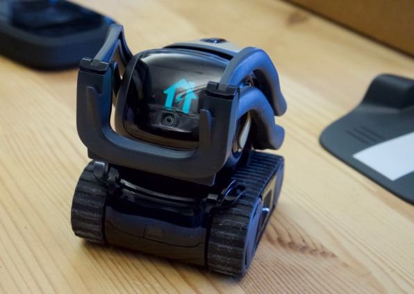 596x424 Vector Is A Robot By Anki That Can Answer Your Questions And Play