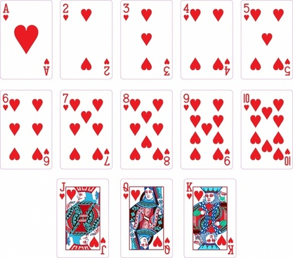 417x368 Free Vector Playing Cards Free Vector Download (13,950 Free Vector