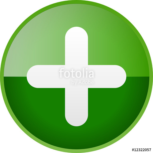 500x500 Plus Icon Stock Image And Royalty Free Vector Files On Fotolia
