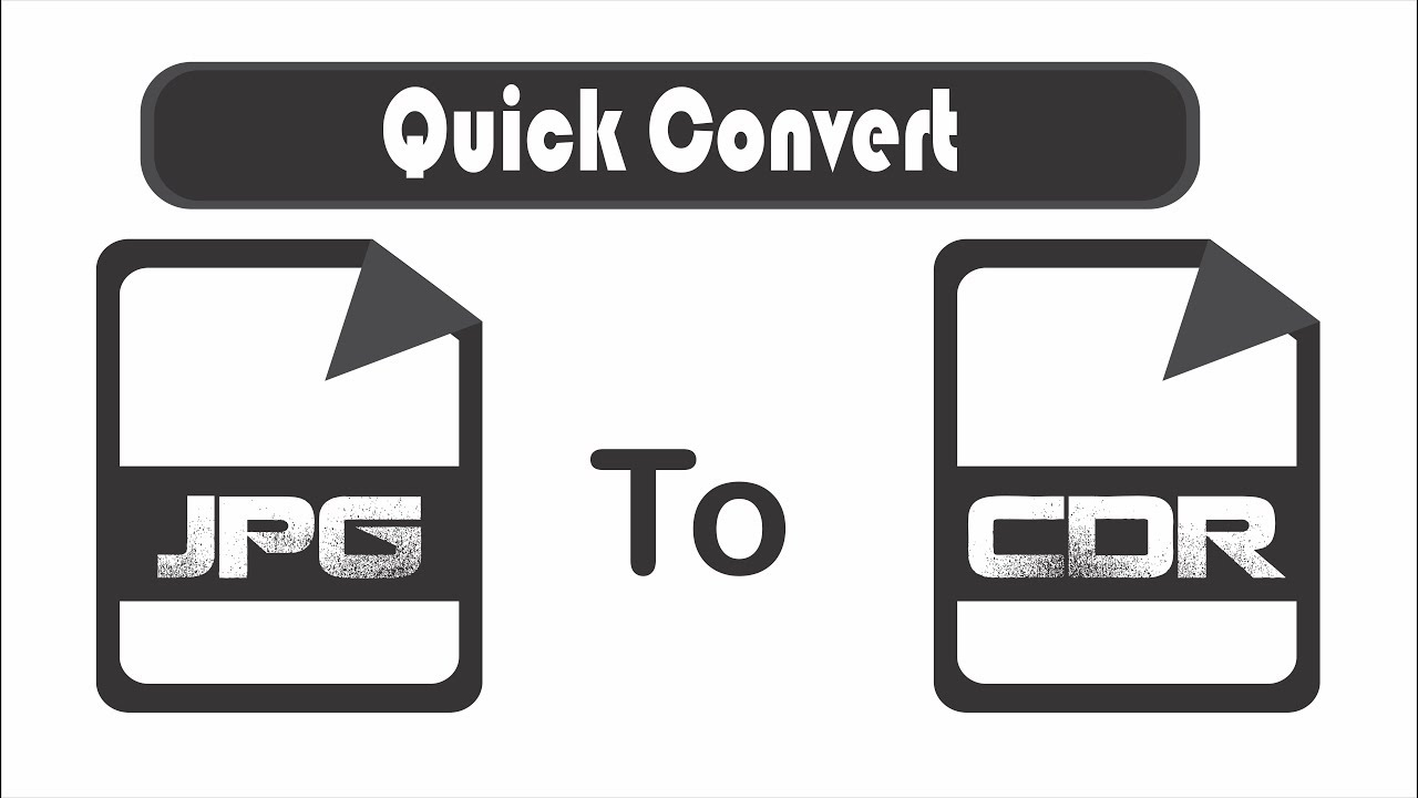 1280x720 How To Convert From Jpgpng To Vector On Coreldraw