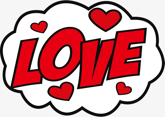 650x460 Big Red Love Sticker, Vector Png, Love, Love Sticker Png And