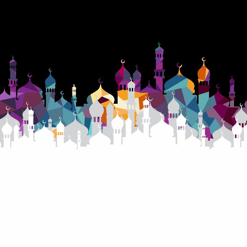 800x800 Islam Ramadan Lantern 2018 Logo Graphics Free Png And Vector