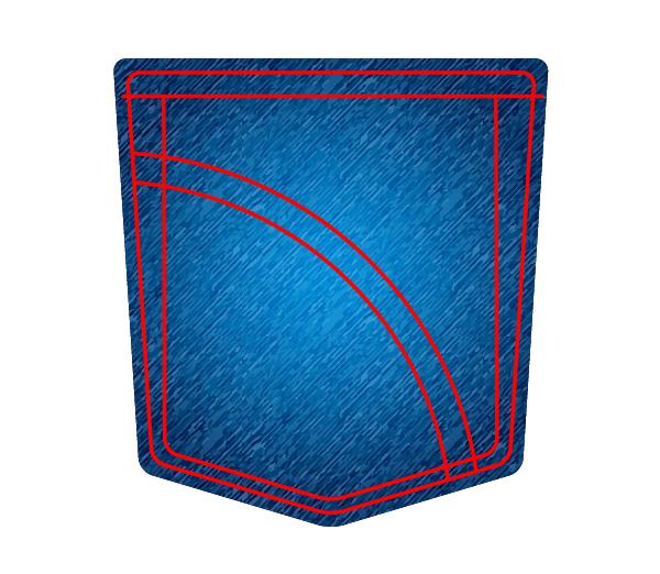 600x522 Create A Jeans Pocket Icon Using Adobe Illustrator