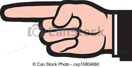 450x228 Pointing Hand (Point Finger)
