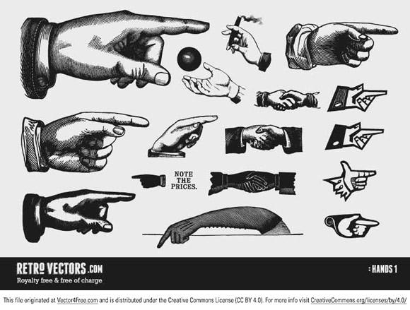 580x439 Vintage Hands