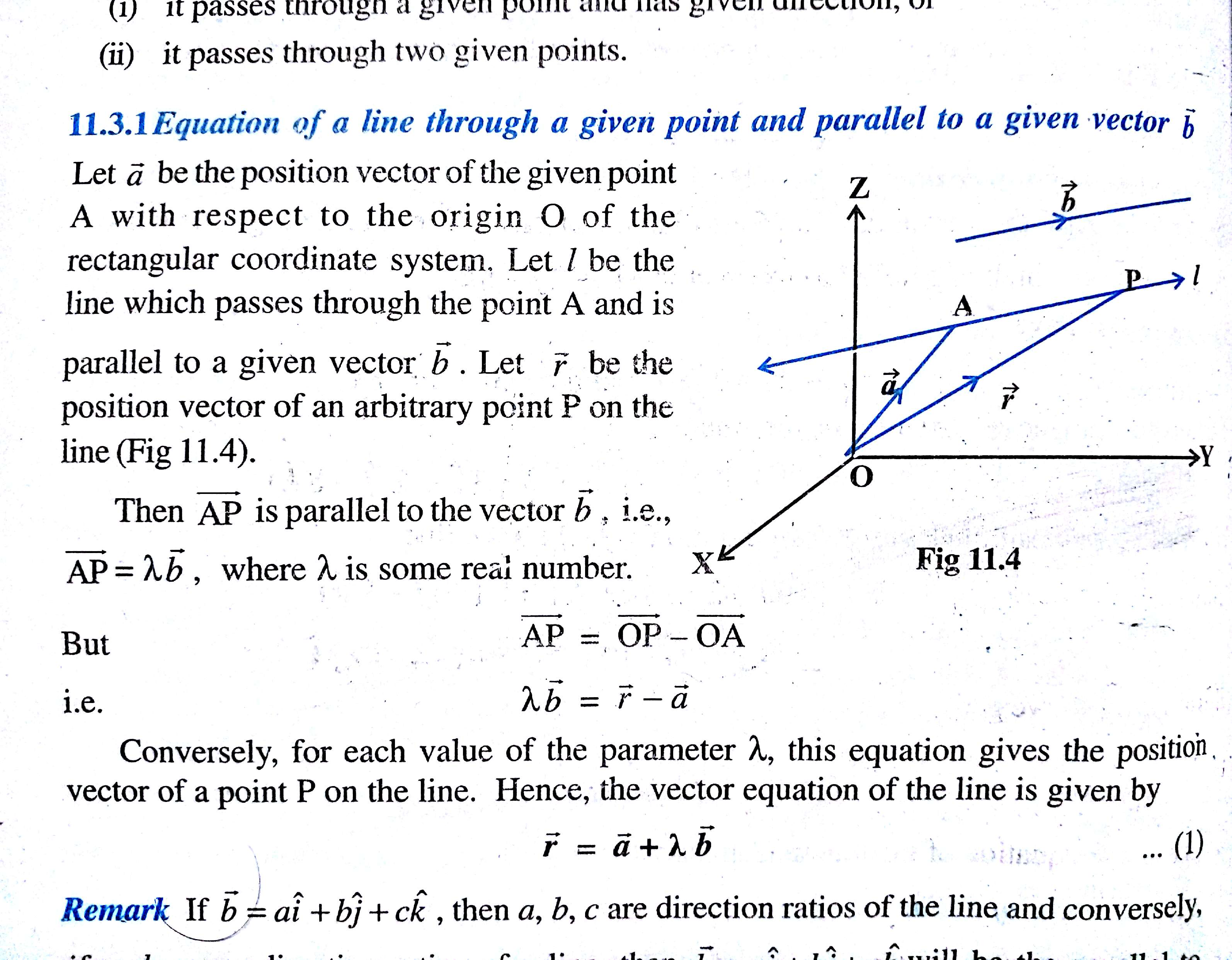 3188x2484 What Is Vector Equation Of Line