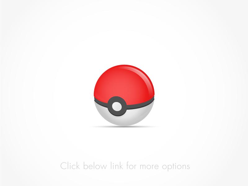 800x600 Pokemon Ball Freebie Vector By Nasir Iqbal