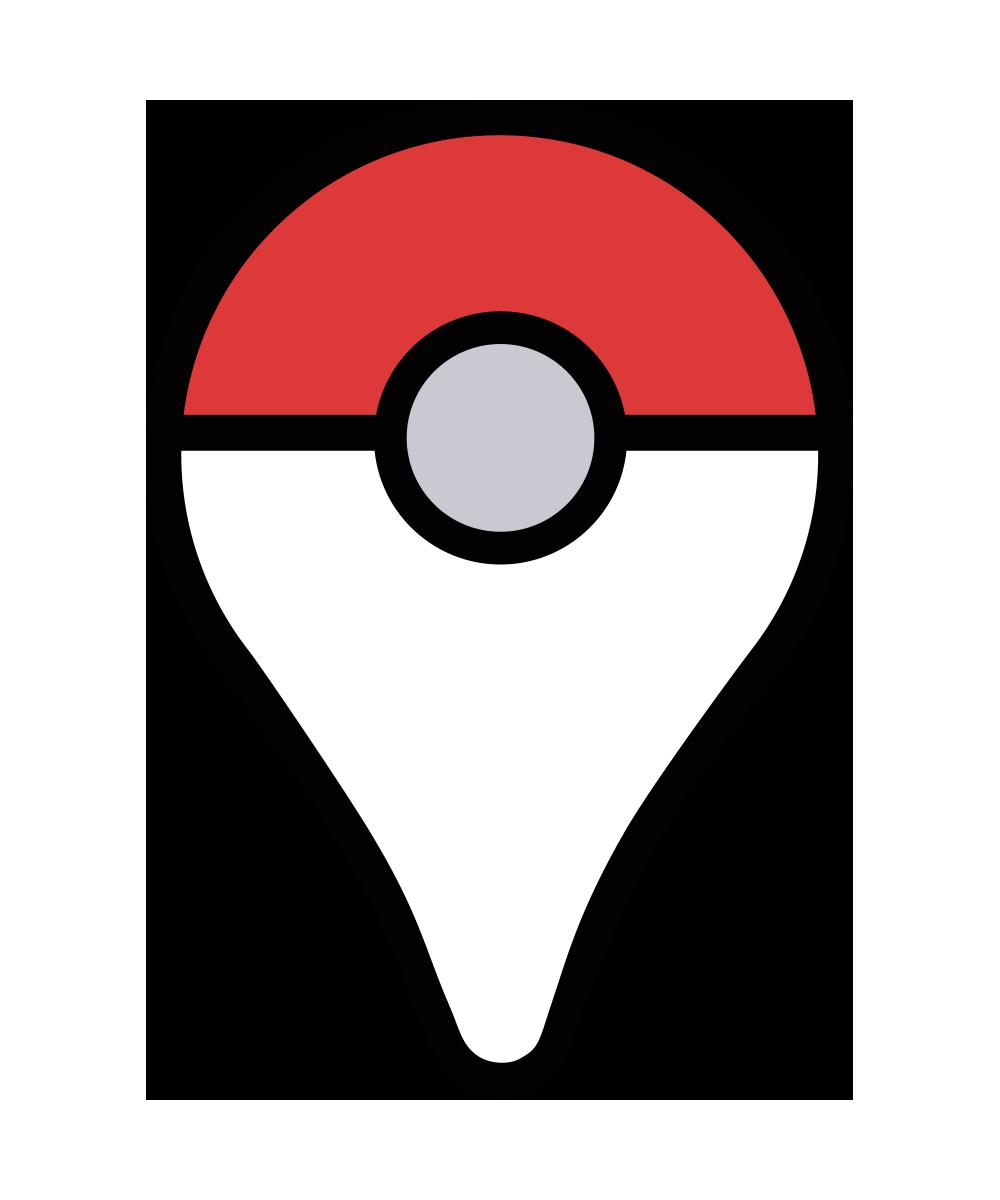 1000x1200 Pokemon Go Png Logo